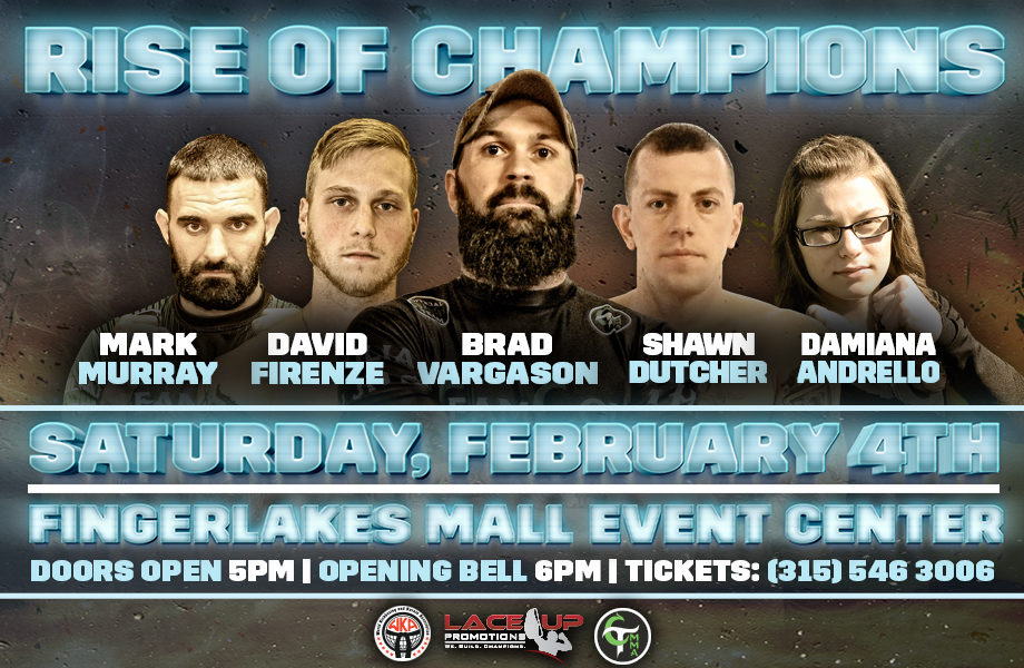 rise of champions, lace up promotions