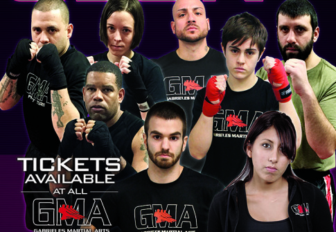 all for glory kickboxing event, lace up promotions