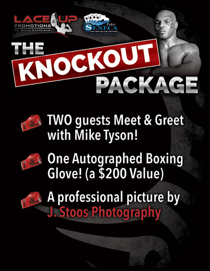Mike tyson experience lace up promotions mike tyson event buffalo ny lace up promotions m4hsunfo