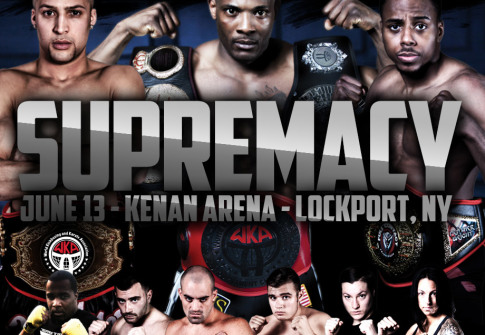 lace up promotions, supremacy kickboxing fight