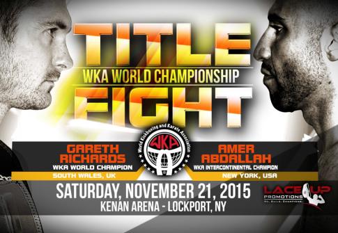 wka world title fight, amer abdallah
