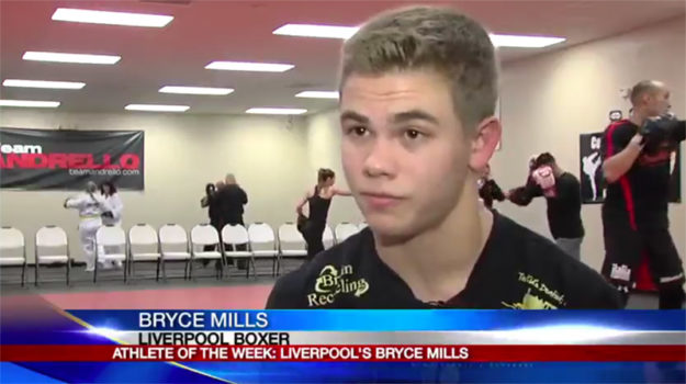 byrce mills, lace up promotions