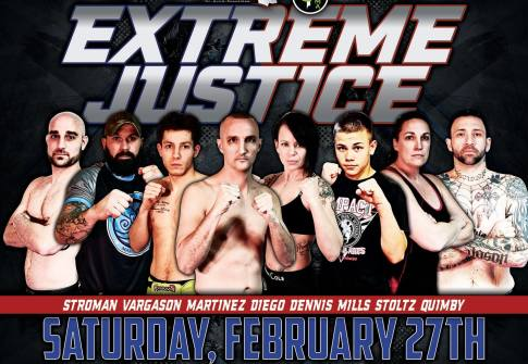 extreme justice, lace up promotions