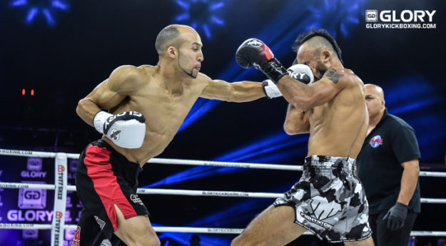 vannostrand glory kickboxing