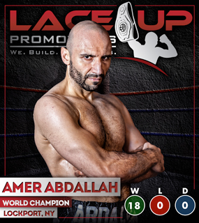 amer abdallah world champion kickboxer