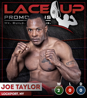 joe taylor, lace up promotions