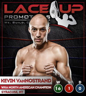 kevin vannostrand, lace up promotions